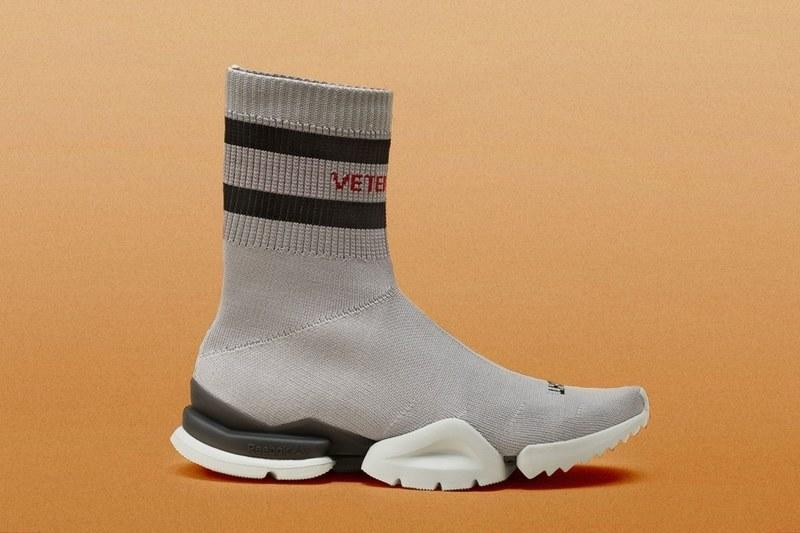 Vetements x Reebok Sock Sneakers Are About to Be Everywhere 47297e71c