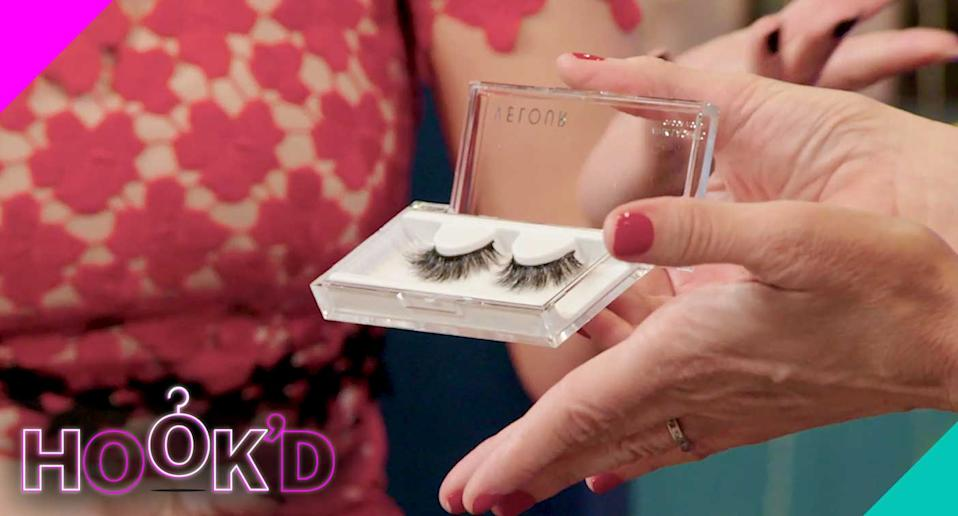 Get fluttery lashes, fast. (Photo: Yahoo Lifestyle)