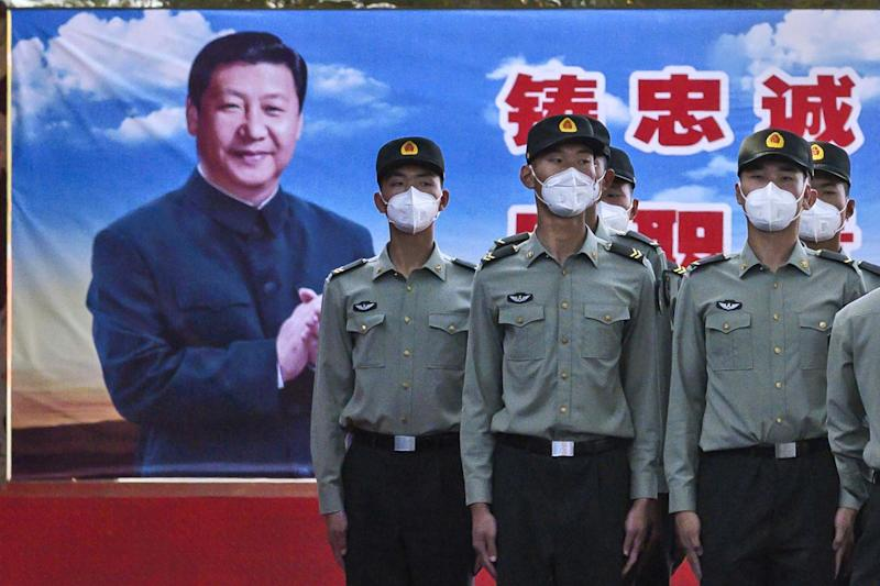 The results are said to have 'increased confidence' in China (Getty Images)