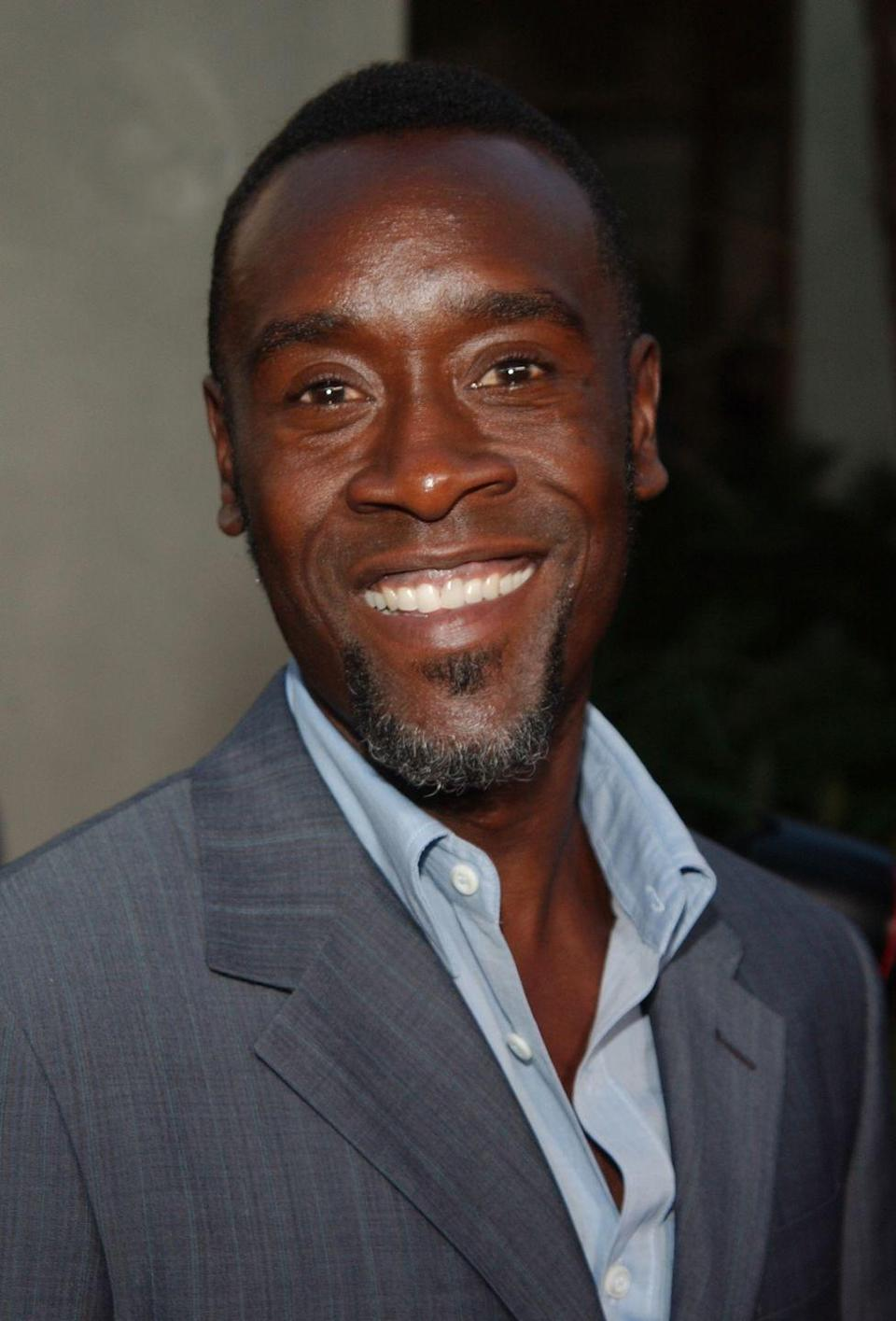 <p>Don Cheadle rightfully makes this list after delivering two acclaimed performances in 2004, in <em>Crash</em> and <em>Hotel Rwanda.</em> His performance in the latter film even earned the actor an Academy Award nomination. </p>