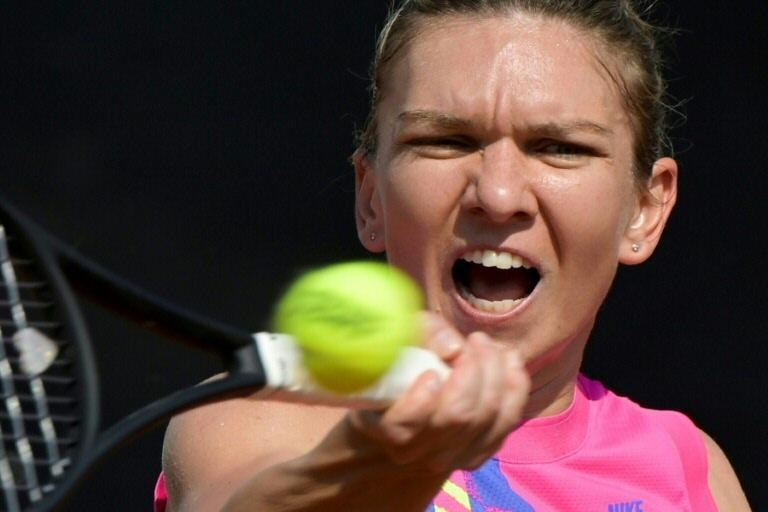 Two-time finalist Simona Halep is eyeing a first Rome title
