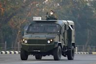 The military has steadily escalated efforts to quell the uprising against their seizure of power