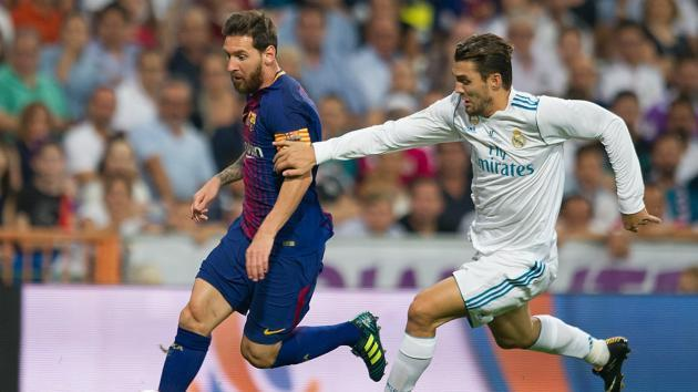 <p>Messi has 'no doubt' about Real Madrid's Champions League chances</p>