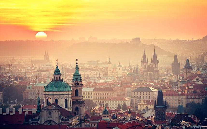 Subscribe to a trip to Prague (maybe) - Chalabala