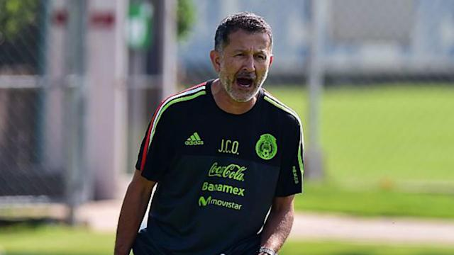 The El Tri coach has again expressed his belief that rotating players rather than picking a starting XI and sticking with it.