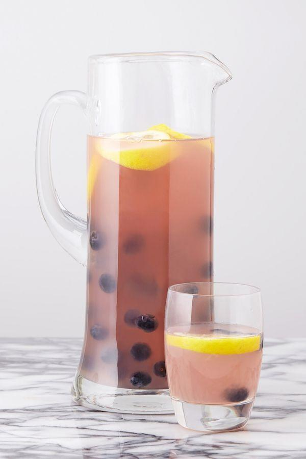 """<p>It's next-level spiked lemonade.</p><p>Get the recipe from <a href=""""https://www.delish.com/cooking/recipes/a43033/best-blueberry-sangria-recipe/"""" rel=""""nofollow noopener"""" target=""""_blank"""" data-ylk=""""slk:Delish"""" class=""""link rapid-noclick-resp"""">Delish</a>.</p>"""