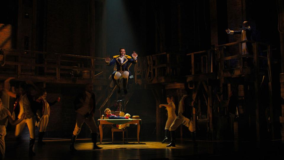 Tickets to see Lin-Manuel Miranda multi-award-winning musical were rarer than hen's teeth before the West End and Broadway were shut down by coronavirus. Disney+'s decision to launch the filmed version during lockdown was an open goal.