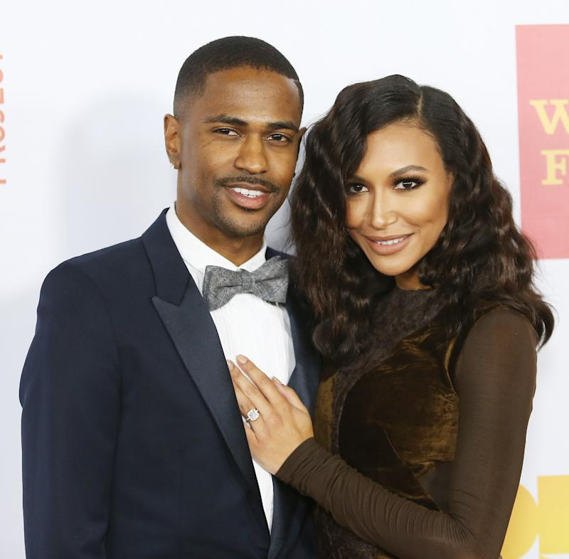 Rapper Big Sean penned an emotional tribute to his ex-fiancée Naya Rivera who died on July 8 in a boating accident on Lake Piru in California. (Photo: Michael Tran/FilmMagic)