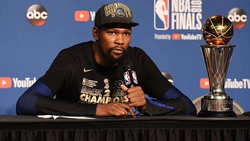 42d272acd331 Kevin Durant   I don t need anything in this basketball world to fulfill  anything in me