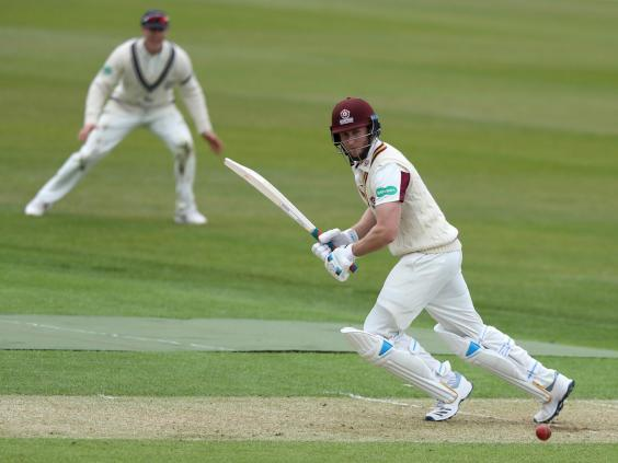 Northamptonshire veteran Alex Wakely fears the impact suspension could have on county sides (Getty)