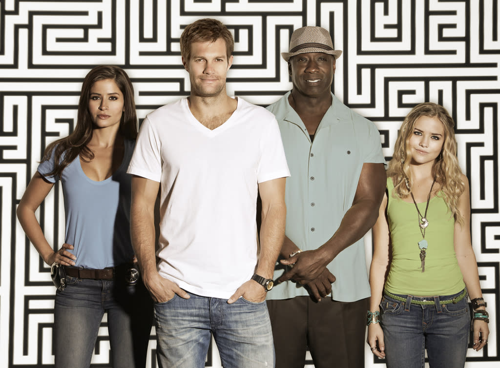 "<b>""The Finder"" (Fox)</b><br><br>Read more on our <a href=""http://tv.yahoo.com/shows-in-trouble"">Shows in Trouble</a> page"
