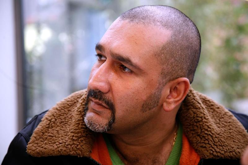 "Indian-born director Parvez Sharma's new documentary ""A Sinner in Mecca"" is a rebuke of Saudi Arabia and its strict Wahhabi form of Islam, but it is also deeply personal -- a man trying to reconcile his faith with his sexuality (AFP Photo/)"
