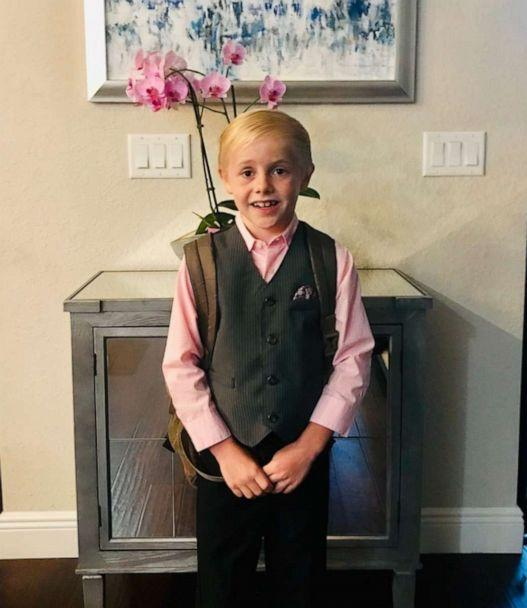 PHOTO: Parker Williams, 9, made a sweet gesture last week when he offered his teacher a portion of his birthday money to show his apprecation for all she does in the classroom. (Jen Williams)
