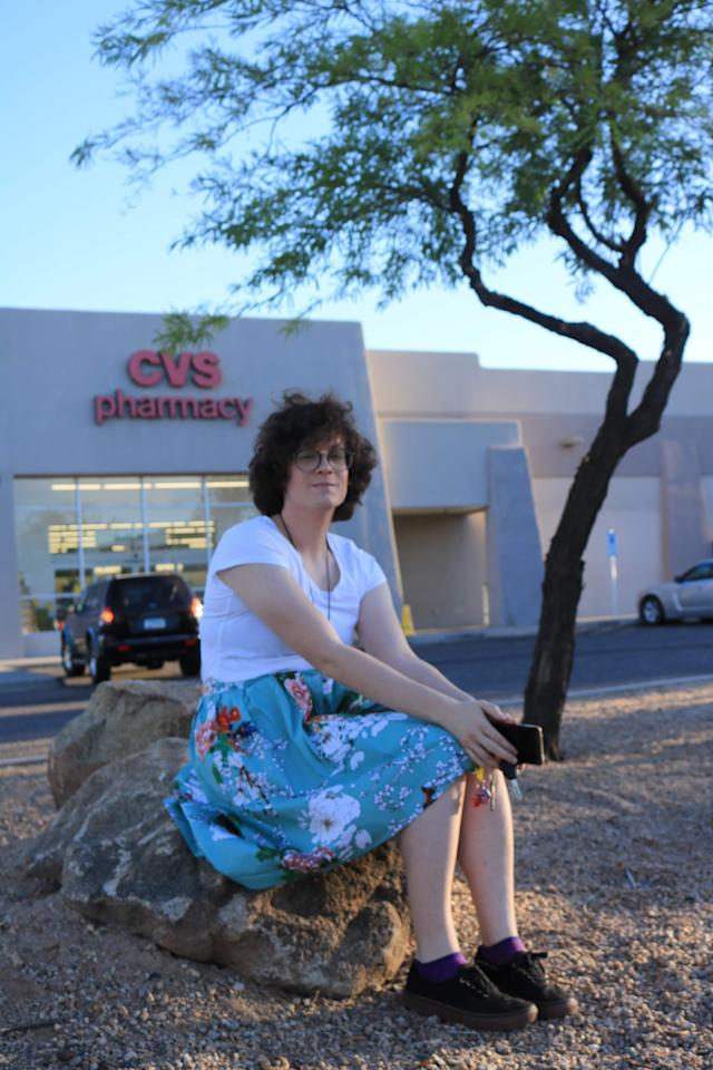CVS has apologized to a transgender woman named Hilde Hall after a pharmacist refused to fill her prescription. (Photo: ACLU of Arizona)