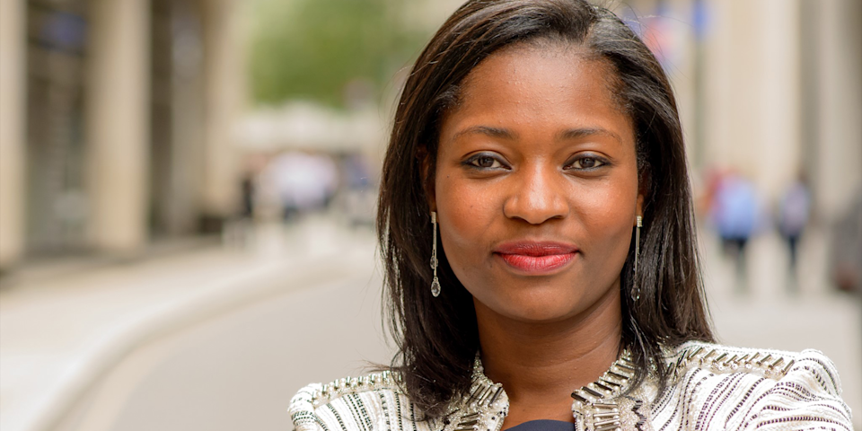 Felicia Ofori-Quaah, senior associate, Milbank. Photo: Milbank