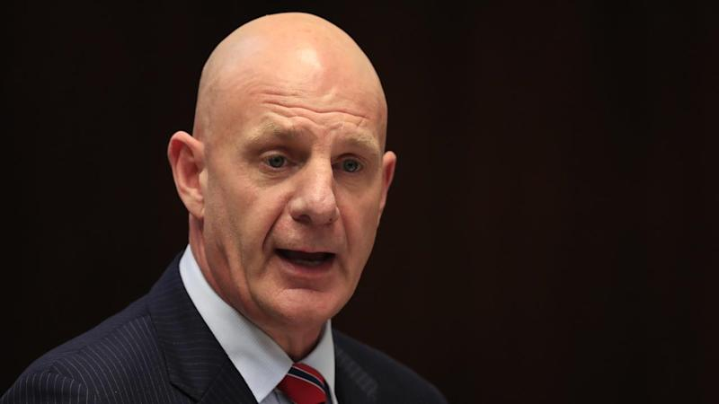 Tasmanian Treasurer Peter Gutwein has confirmed he will stand for the party and state leadership