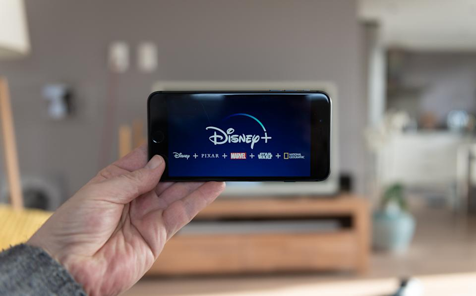 Disney CEO Bob Chapek warned that shorter-term growth projections will be impacted by COVID-induced production delays