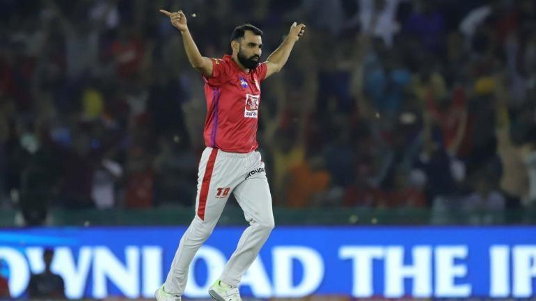 Shami lacked support from his fellow fast bowlers last season