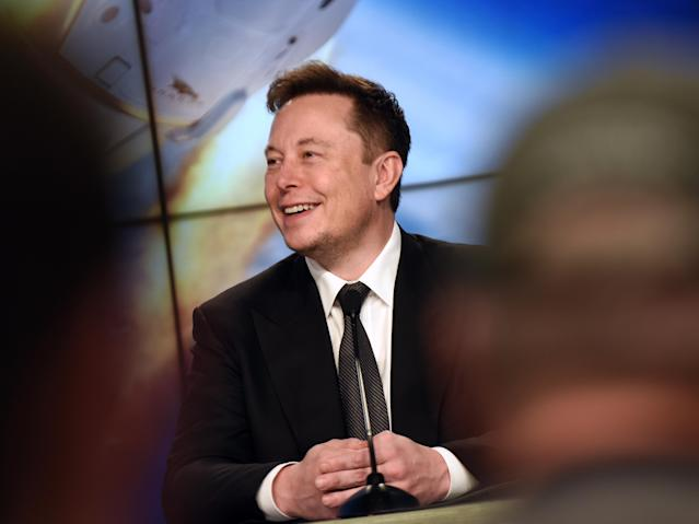 Elon Musk called on people to delete Facebook (Photo by Paul Hennessy/NurPhoto via Getty Images)