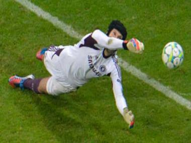 Premier League: PetrCech helping solve Chelsea's goalkeeping woes, says manager Frank Lampard