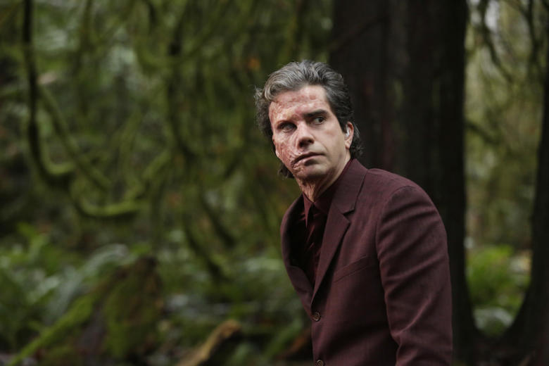 LEGION Finale Chapter 8 Season 1, Episode 8 (Airs Wednesday, March 29, 10:00 pm/ep) -- Pictured: Hamish Linklater as The Interrogator
