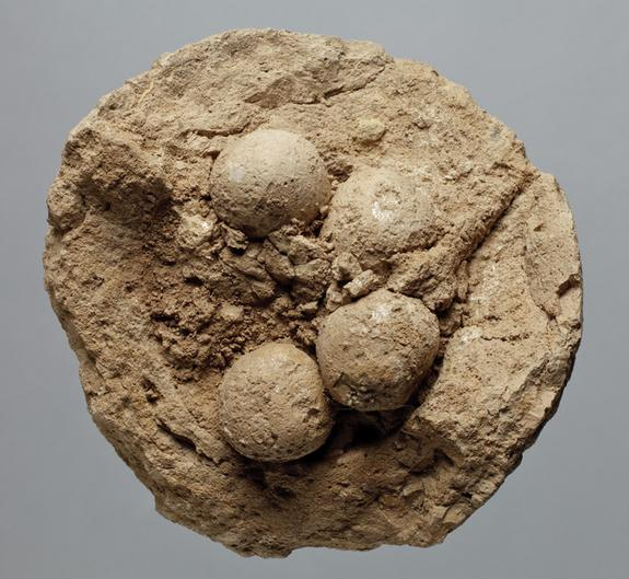 The information researchers have obtained about clay balls found in Mesopotamia may make it possible, in time, to crack the prehistoric code hidden inside.