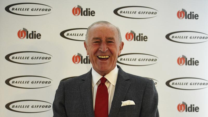 Len Goodman urges people to leave gifts for charity in wills