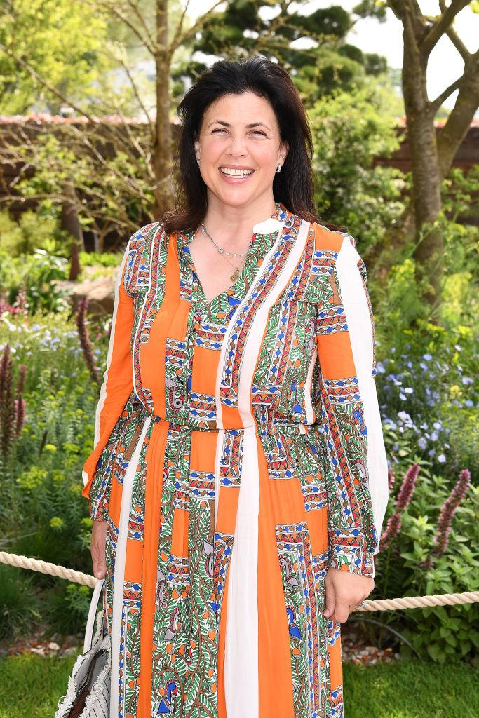 Kirstie Allsopp has mixed feelings about the colour grey (Getty)