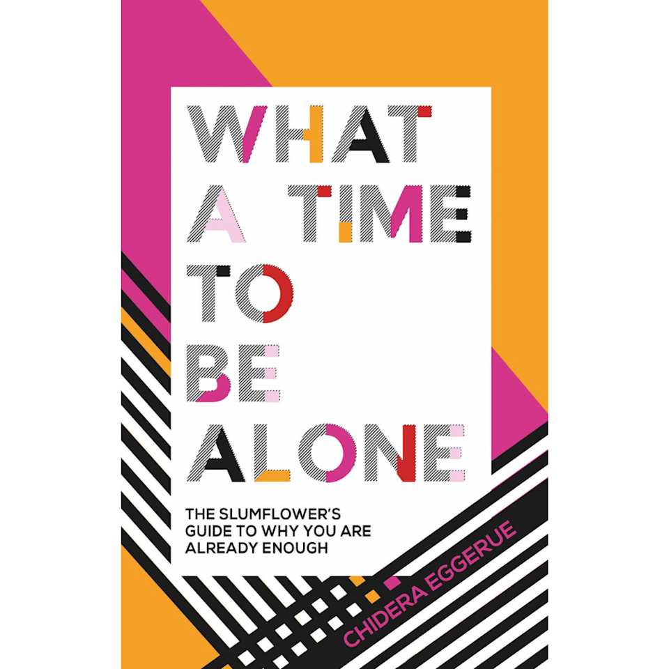 the book cover of what a time to be alone