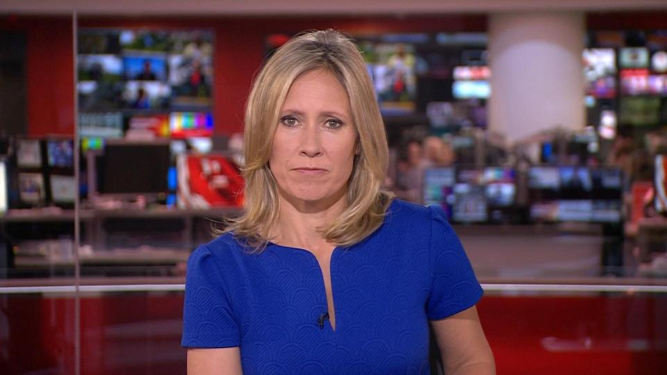 Sophie Raworth (Photo: BBC)