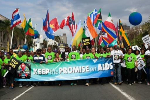 AIDS summit opens with warnings that progress at risk