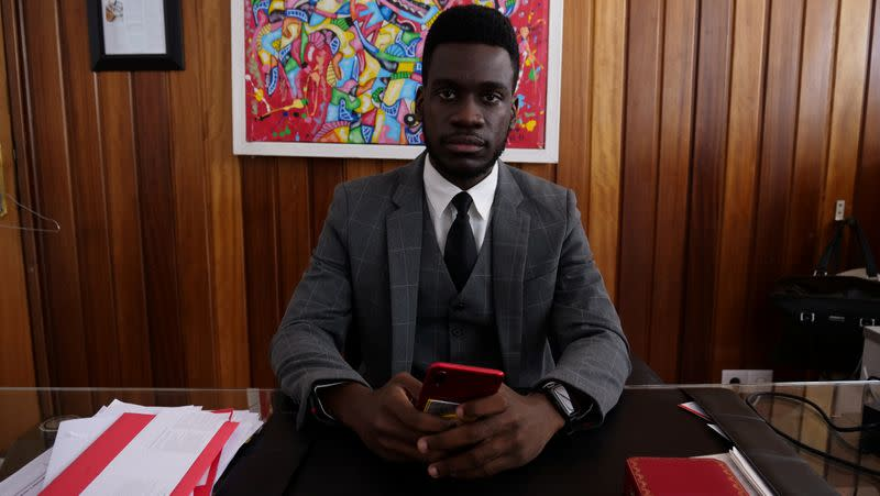 Angolan app gives performers a lifeline - streaming to paying public
