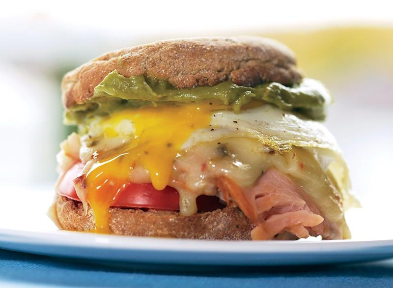 Sunrise sandwich