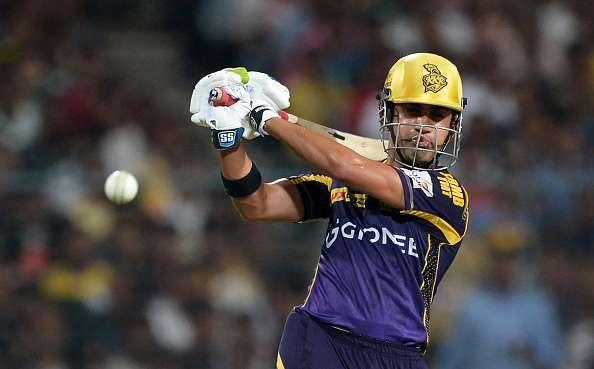 KKR cruised to victory courtesy Gambhir and Uthappa's half-centuries.