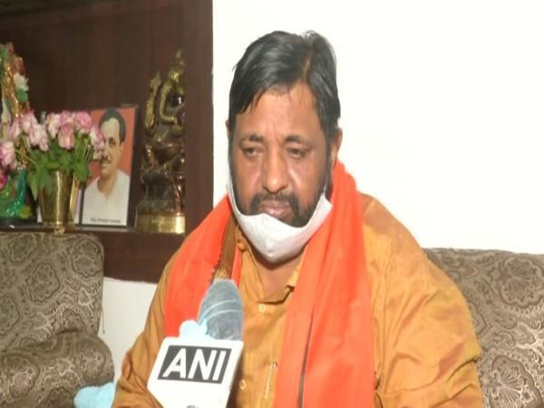 Union Minister of State for Housing and Urban Affairs Kaushal Kishore. [Photo/ANI]]
