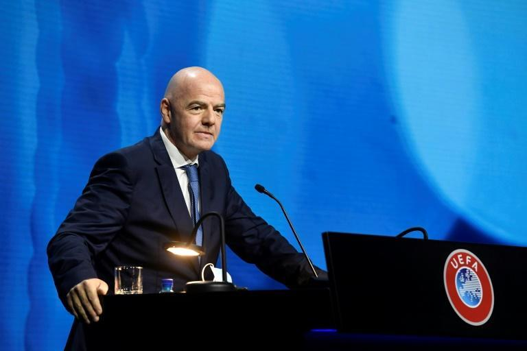 FIFA president Gianni Infantino said clubs could face 'consequences'