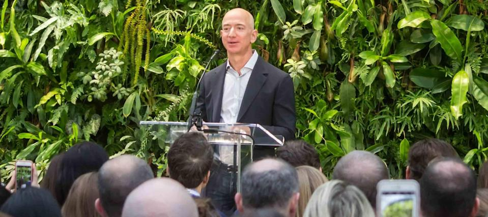 21 ways Jeff Bezos spends his highest-in-the-world wealth