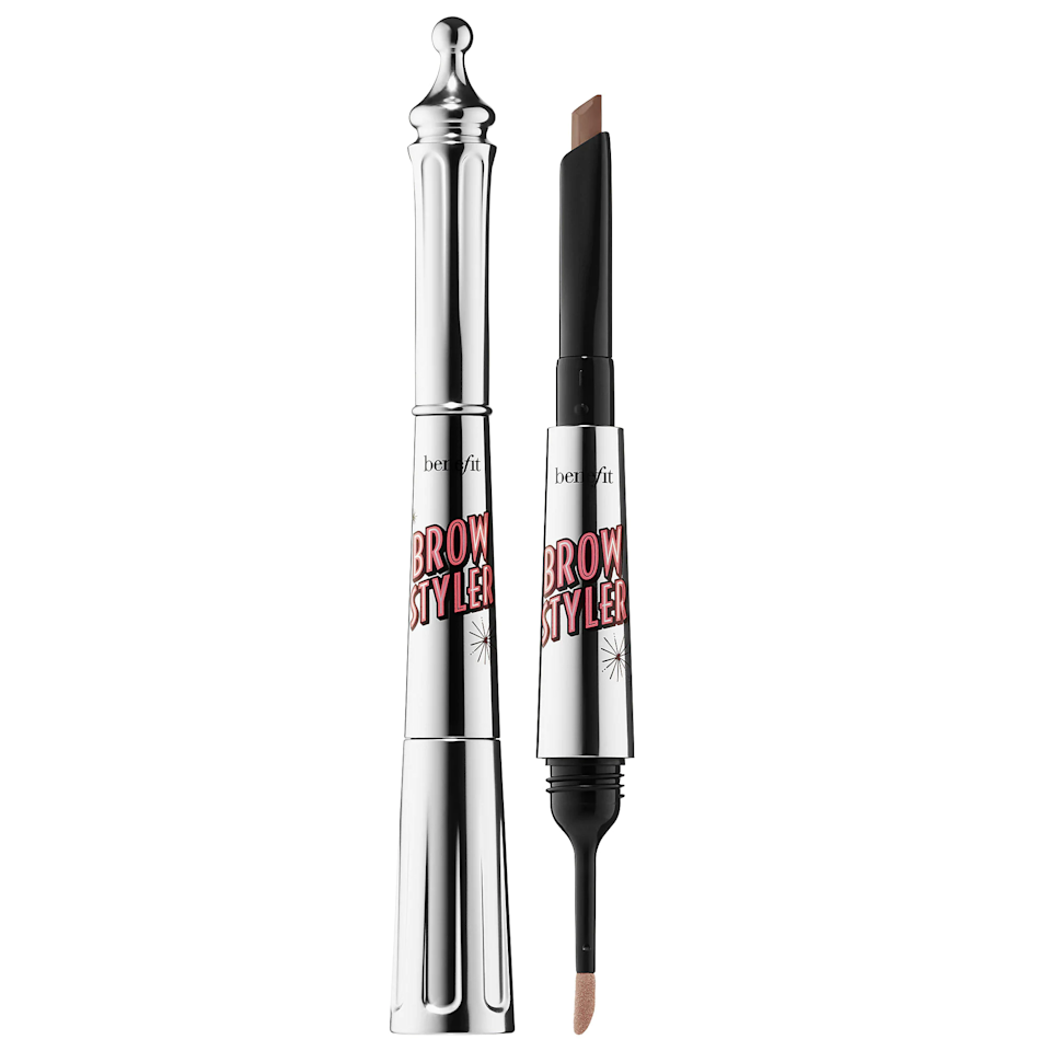 """$34, Benefit Cosmetics Brow Styler. <a href=""""https://www.sephora.com/product/brow-styler-P450855?skuId=2294957&icid2=products%20grid:p450855:product"""">Get it now!</a>"""
