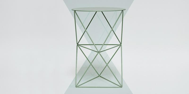A sure remedy to a cluttered home is to get everything off the floor. Elevating planters or sculptural objects on this wire-based pedestal tricks the eye into seeing more floor space than there really is. SHOP NOW: Double Octahedron pedestal by Eric Trine, $95, erictrine.com