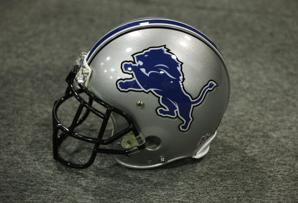 The Detroit Lions and BetMGM are teaming up. (AP Photo/Paul Sancya)