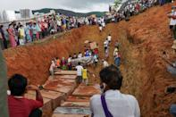 'The whole industry is crminal,' one analyst said of jade mining in Myanmar