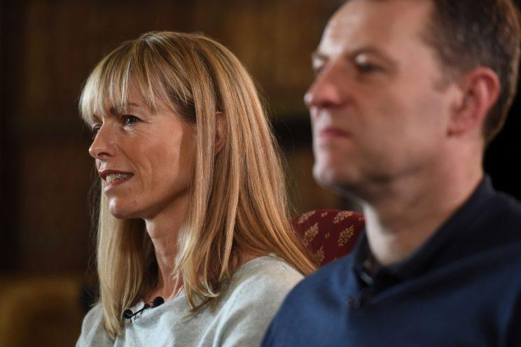 "The parents of missing Madeleine McCann have vowed to do ""whatever it takes for as long as it takes"" to find their daughter, ahead of the tenth anniversary of her disappearance on May 3."