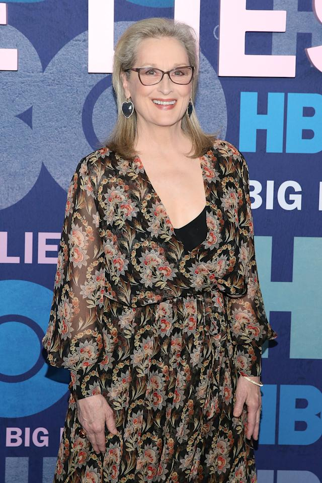<p>The Oscar-winning actress will play Dee Dee Allen, a Tony winner who stars in a flop musical about Eleanor Roosevelt with Corden's character.</p>