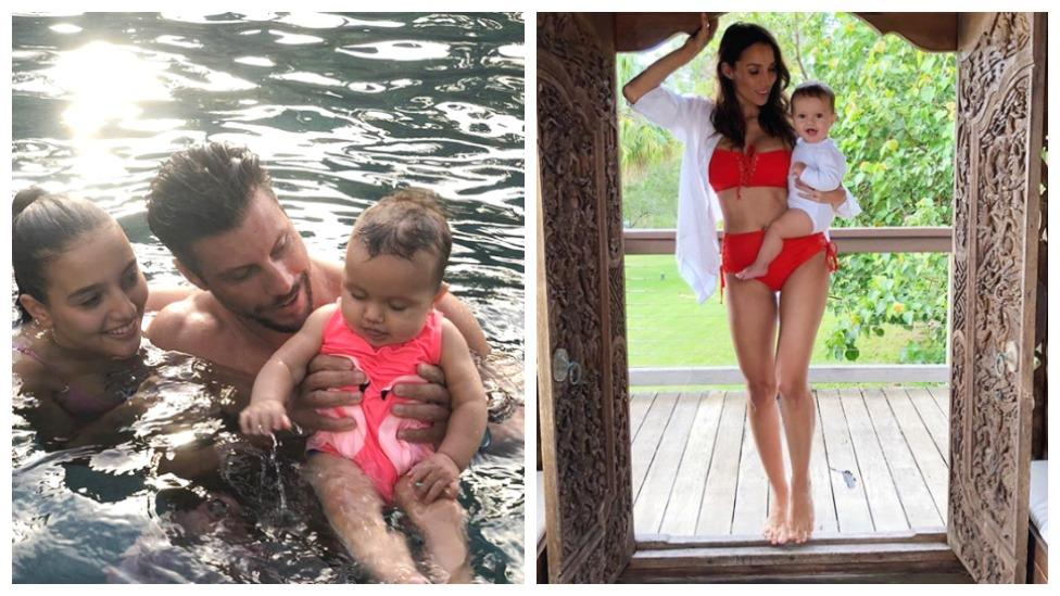 <p>Reality TV couple Snezana Markoski and Sam Wood have proved finding love on television can work. We dedicate a gallery to the cutest social media snaps of the pair with daughters Eve and Willow. Source: Instagram/samjameswood </p>