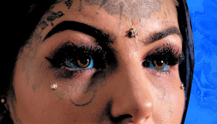 The Dangerous Risks of Eye Tattoos, According to Body Modification Artist Who Invented Them