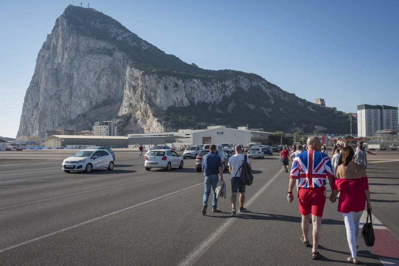 Spain, UK hold first talks on Brexit's fallout in Gibraltar