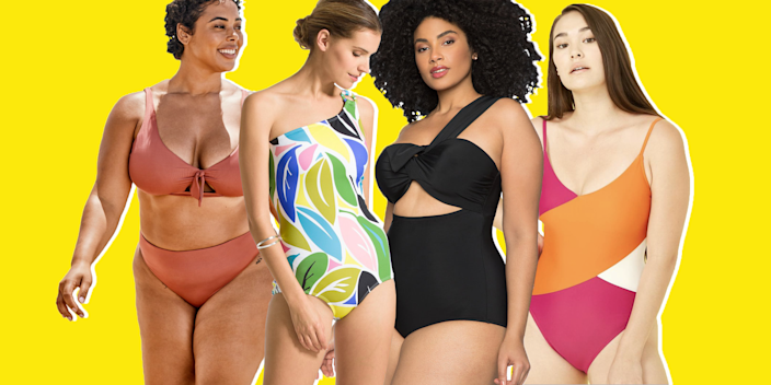 """<p>Raise your hand if you like shopping for <a href=""""https://www.oprahdaily.com/style/g26359023/best-bathing-suits-women/"""" rel=""""nofollow noopener"""" target=""""_blank"""" data-ylk=""""slk:bathing suits"""" class=""""link rapid-noclick-resp"""">bathing suits</a>. <em>Hello... is anybody out there?</em> Let's face it: There's nothing quite like trying on dozens of swimsuits without success to <a href=""""https://www.oprahdaily.com/life/health/a27310247/how-to-be-more-confident/"""" rel=""""nofollow noopener"""" target=""""_blank"""" data-ylk=""""slk:send your confidence into question"""" class=""""link rapid-noclick-resp"""">send your confidence into question</a> and make you want to just buy a <a href=""""https://www.oprahdaily.com/style/g32224590/cute-cover-ups/"""" rel=""""nofollow noopener"""" target=""""_blank"""" data-ylk=""""slk:cover-up"""" class=""""link rapid-noclick-resp"""">cover-up</a> instead. The good news? Your experience doesn't have to end that way. We've rounded up a list of the most Instagram-worthy, best swimwear brands—from new discoveries to trusted classics that the Oprah Daily fashion department loves. </p><p>Whether your style leans towards classic designs (you can't go wrong with a one-piece scoop neck suit) or you want to test out the newest trends (such as asymmetric necklines and ribbed textures), or if you prefer cheeky cuts to minimize tan lines (just remember the <a href=""""https://www.oprahdaily.com/beauty/skin-makeup/g26719162/best-sunscreen-for-dark-skin-tones/"""" rel=""""nofollow noopener"""" target=""""_blank"""" data-ylk=""""slk:SPF"""" class=""""link rapid-noclick-resp"""">SPF</a>), we're confident that you'll <em>feel</em> confident in these flattering finds. We've included luxury swimwear brands that use premium fabrics that retain their stretch and, if taken care of properly, will last for years to come, as well as quality affordable staples, too.</p><p>There's something for all shapes here. In fact, some of our favorite brands offer inclusive size ranges, finally! From a <a href=""""https://www.oprahdaily.com/style/g36166852/best-swi"""