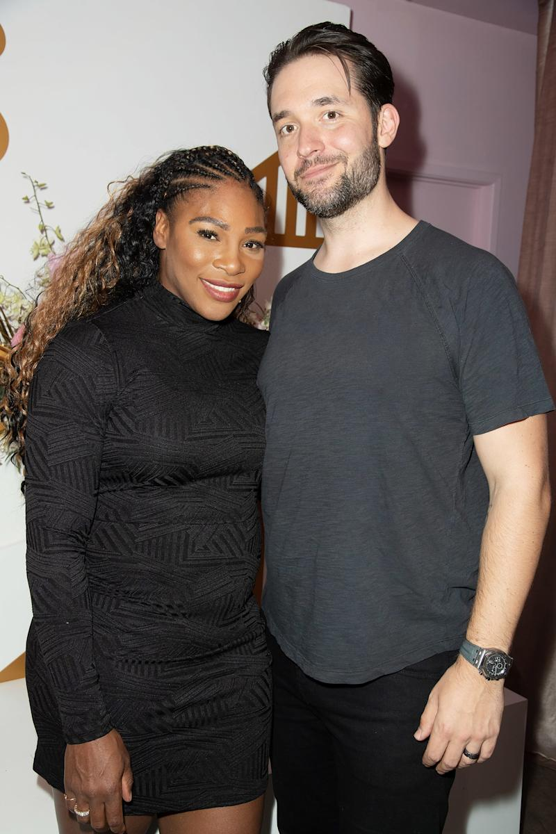 Serena Williams Says Marriage to Alexis Ohanian Is 'Really Fun': It's 'All New to Me'