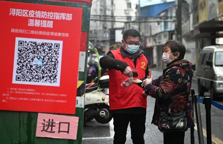 In a recent editorial, the Communist Party's mouthpiece the People's Daily warned against the arbitrary implementation of virus measures