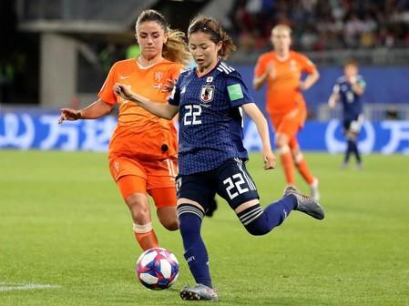 Women's World Cup - Round of 16 - Netherlands v Japan